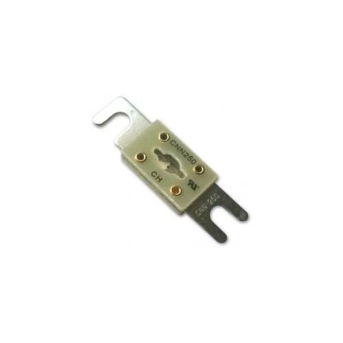 ANN Fuse, 250A  For low voltage circuits (72VDC max)